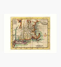 Long Island Wall Art vintage map of long island: wall art | redbubble