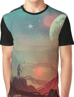 Moonlight in 1986 Graphic T-Shirt