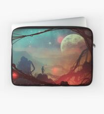 Moonlight in 1986 Laptop Sleeve