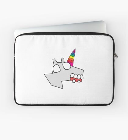 zombie unicorn Laptop Sleeve