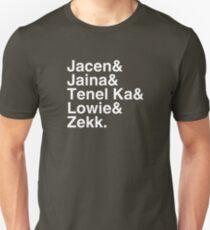 Young Jedi Knights Squad Goals T-Shirt