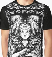 Princess of Ravens Graphic T-Shirt