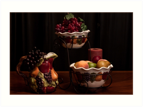 The Delicious Fruit Family by Sherry Hallemeier