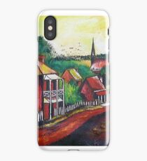 Country Township iPhone Case/Skin