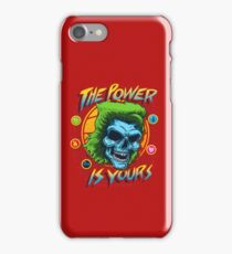 The Power is Yours iPhone Case/Skin