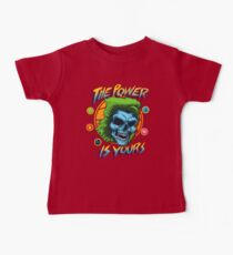 The Power is Yours Baby Tee