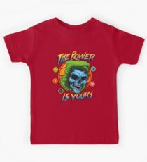 The Power is Yours Kids Tee