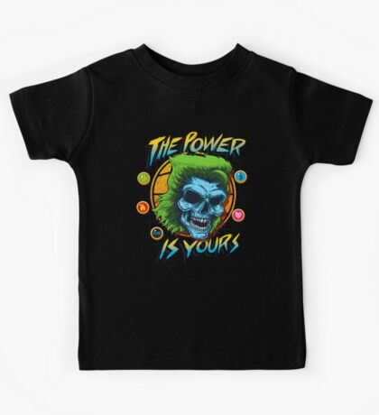 The Power is Yours Kids Clothes