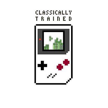 Clasically Trained by afzainizam