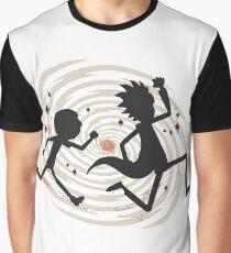 running time Graphic T-Shirt