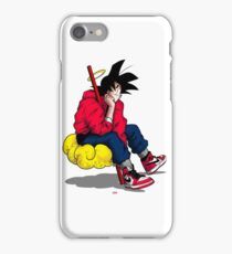 Young Goku iPhone Case/Skin