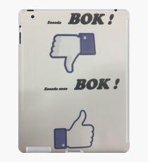Bad = BOK ! iPad Case/Skin