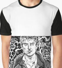 TORCHWOOD - CAPTAIN JACK Graphic T-Shirt