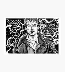 TORCHWOOD - CAPTAIN JACK Photographic Print