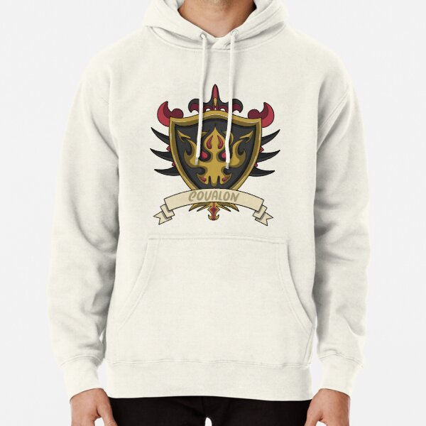 Large Covalon Banner Pullover Hoodie
