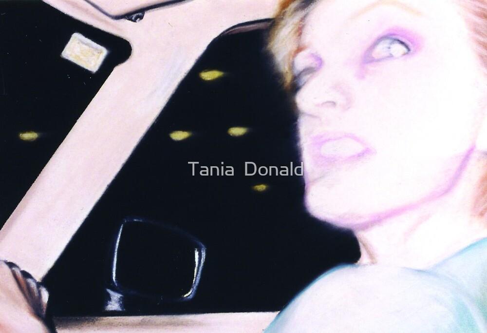 Blindspot by Tania  Donald
