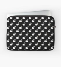 SwanQueen Sweater pattern Laptop Sleeve