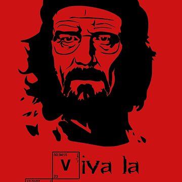 Viva la Chemistry - Walt by atartist