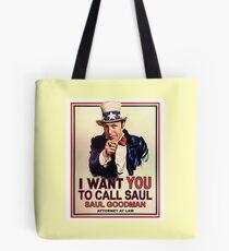You Better Call Saul Tote Bag