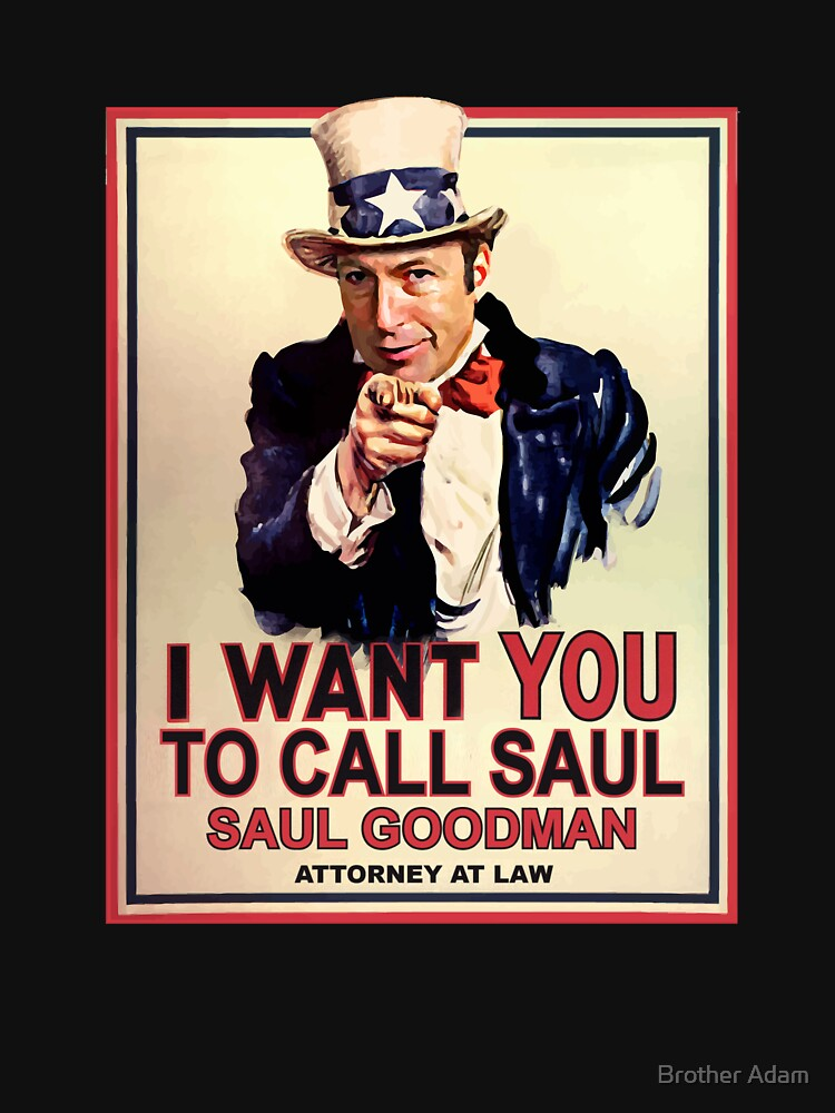 You Better Call Saul by atartist