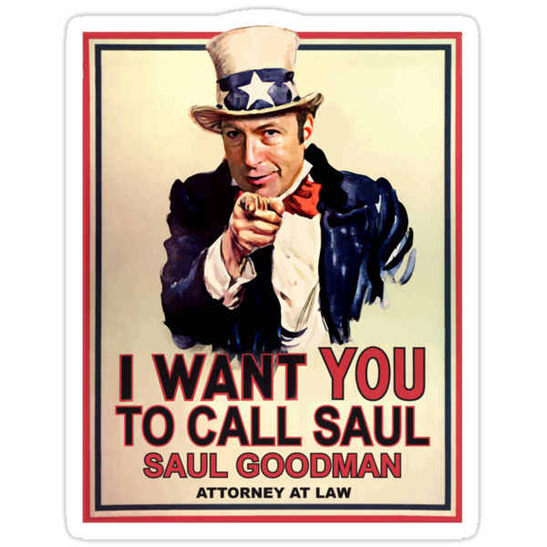 You Better Call Saul by Brother Adam