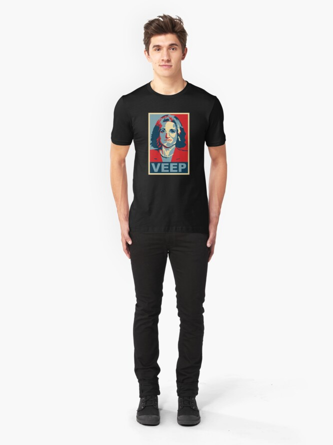 Alternate view of VEEP  Slim Fit T-Shirt