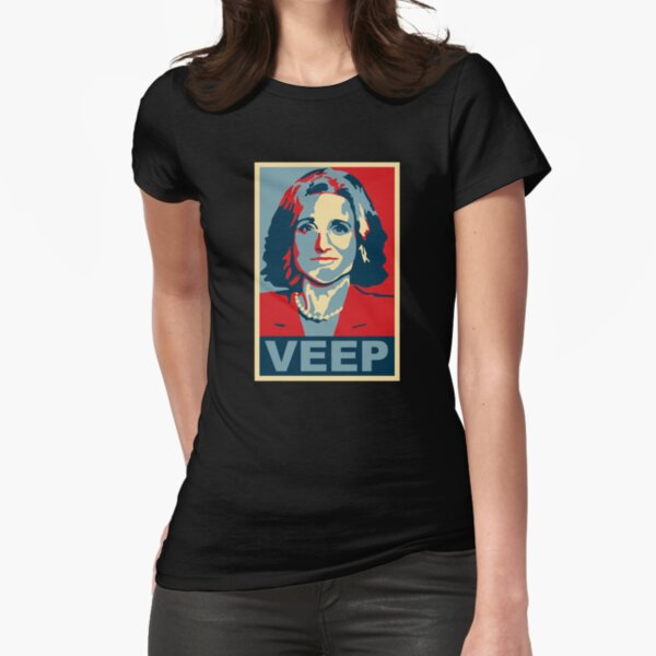 VEEP  Fitted T-Shirt