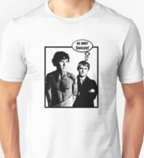 No Shirt Sherlock! T-Shirt