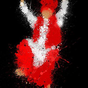 Bhangra Dancer by mersanto