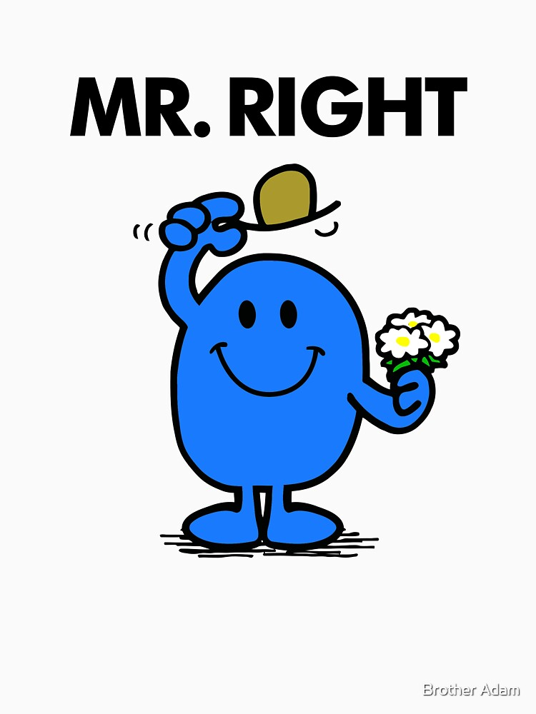 Mr Right by atartist