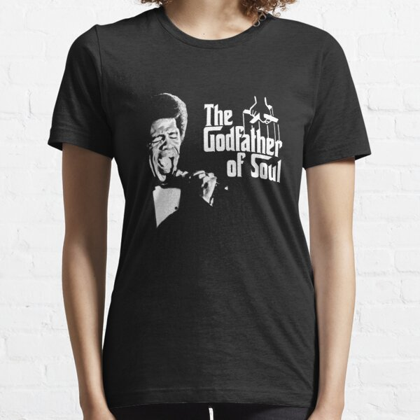The Godfather of Soul - James Brown Essential T-Shirt