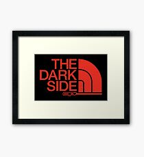Come to this Side Framed Print