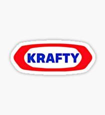 KRAFTY Sticker
