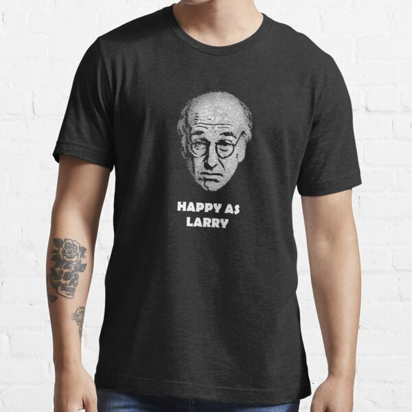 Happy as Larry  Essential T-Shirt
