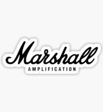 Pegatina Marshall