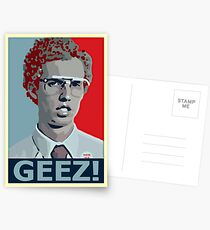 Napoleon Dynamite Postcards