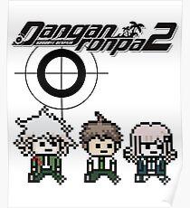 Danganronpa 2 Poster