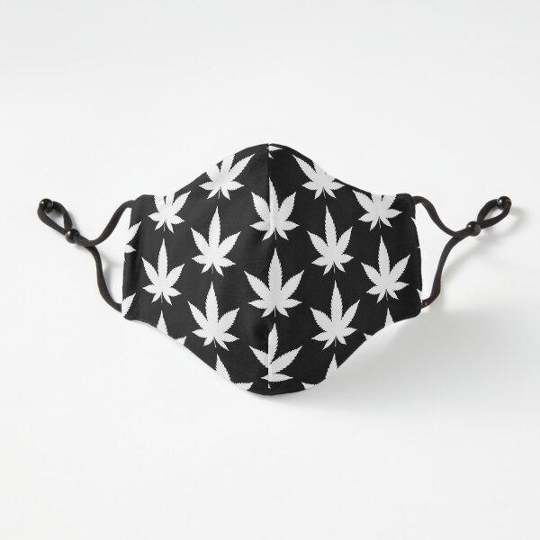 Marijuana Cannabis Hemp 420 Stoner  Fitted 3-Layer