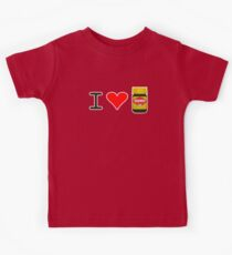I Love Vegemite Kids Clothes