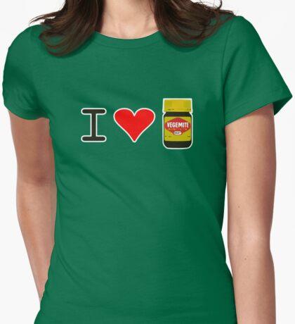 I Love Vegemite T-Shirt
