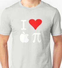 I Love Apple Pi T-Shirt