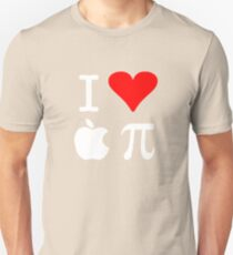 I Love Apple Pi T-Shirt
