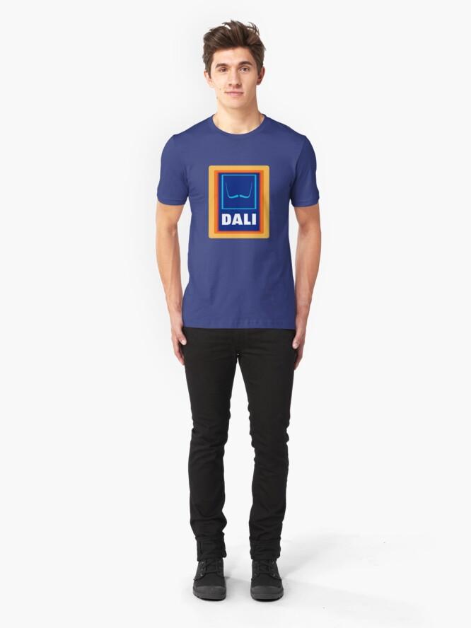Alternate view of Dali  Slim Fit T-Shirt