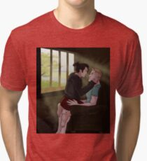 they are in LOVE Tri-blend T-Shirt