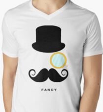 I'm So Fancy Men's V-Neck T-Shirt