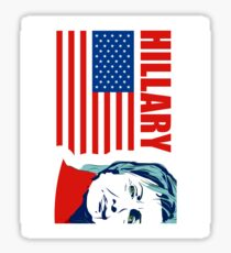US Senator Hillary Rodham Clinton Sticker