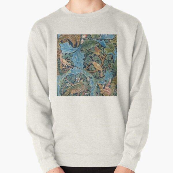 William Morris design Pullover Sweatshirt