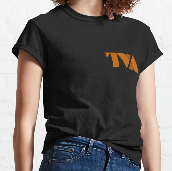 TVA LOGO Classic T-Shirt