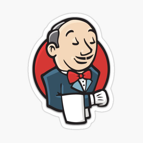 Jenkins Sticker