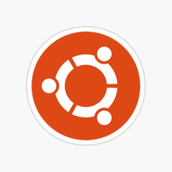 Ubuntu Pegatina